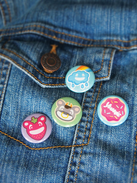 Button Pack Series 2