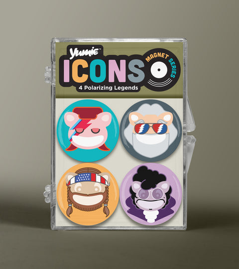 Yumie Icons Magnet Series