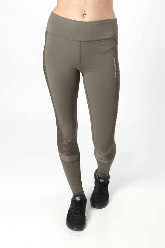 Aubrey Performance Leggings - GYM STREETWEAR