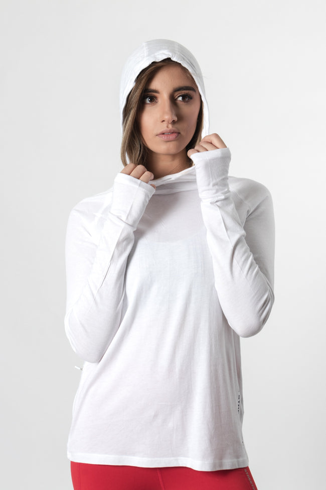 Aliza Hooded Top - GYM STREETWEAR