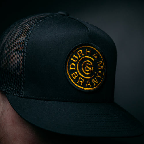 Durham Circle Badge Trucker