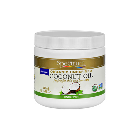 Organic Coconut Oil (Skin & Hair Care) (443g)