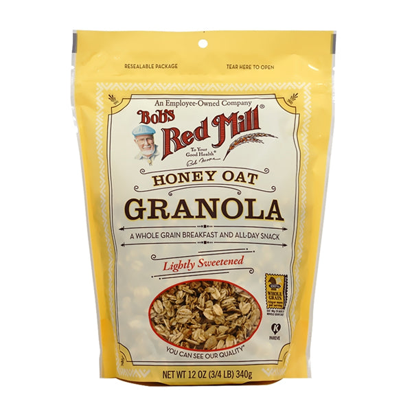 Honey Oat Granola (340g)
