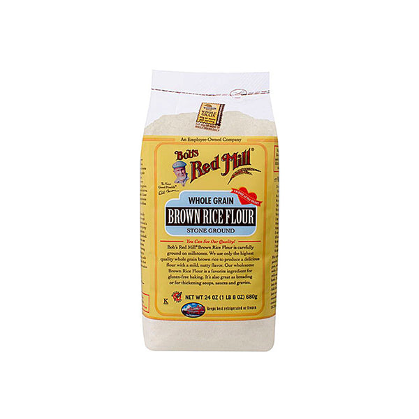 Brown Rice Flour (680g)