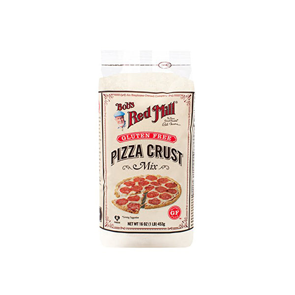 Gluten Free Pizza Crust Mix (453g)