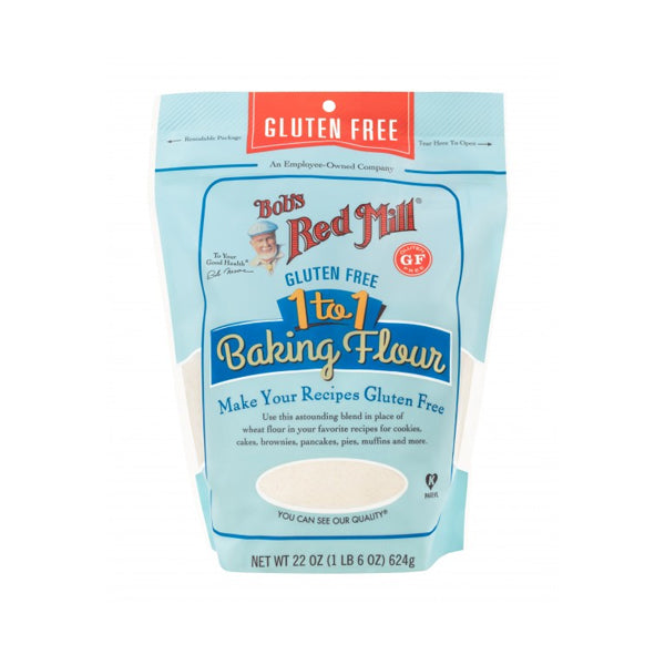 Gluten Free 1 to 1 Baking Flour (624g)