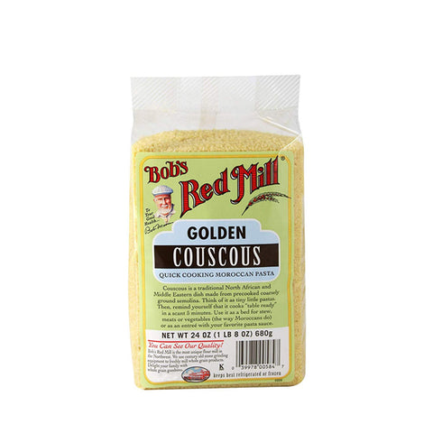 Golden Couscous (680g)