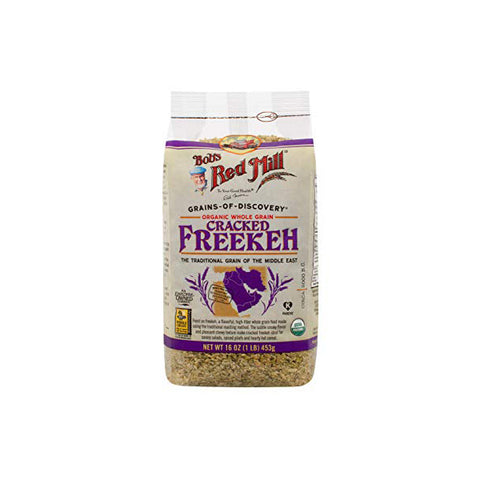 Organic Cracked Freekeh (453g)