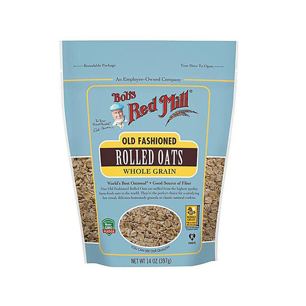 Old Fashioned Rolled Oats (397g)
