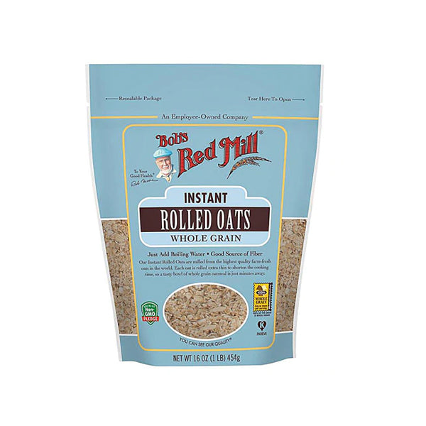 Instant Rolled Oats (454g)