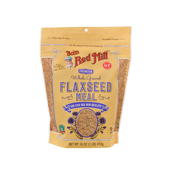 Gluten Free Flaxseed Meal (453g)