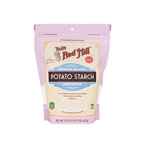 Gluten Free Potato Starch (623g)