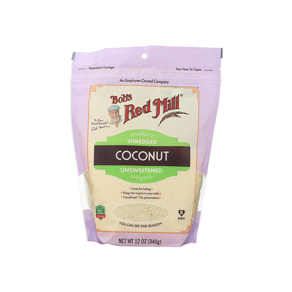 Shredded Unsweetened Coconut (340g)