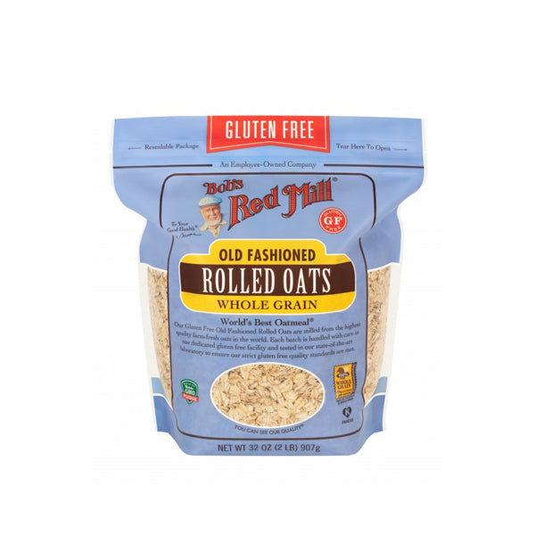Gluten Free Old Fashioned Rolled Oats (907g)