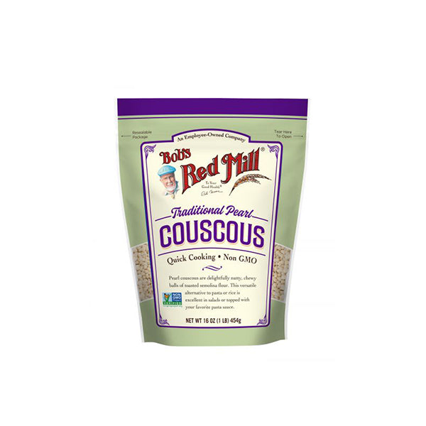 Traditional Pearl Couscous ( 454g )
