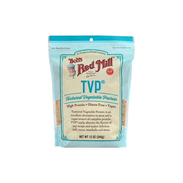 Textured Vegetable Protein TVP (340g)