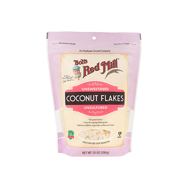 Unsweetened Coconut Flakes (284g)