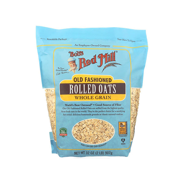 Old Fashioned Rolled Oats (907g)