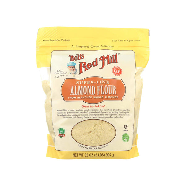 Super Fine Blanched Almond Meal Flour (907g)