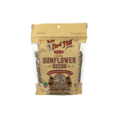 Raw Shelled Sunflower Seeds (283g)