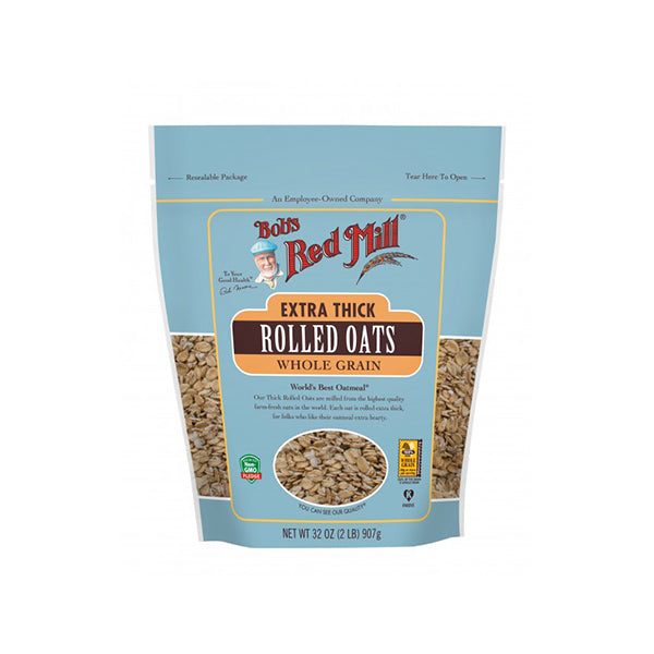 Extra Thick Rolled Oats (907g)