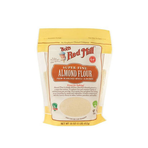 Gluten Free Blanched Almond Meal Flour (453g)