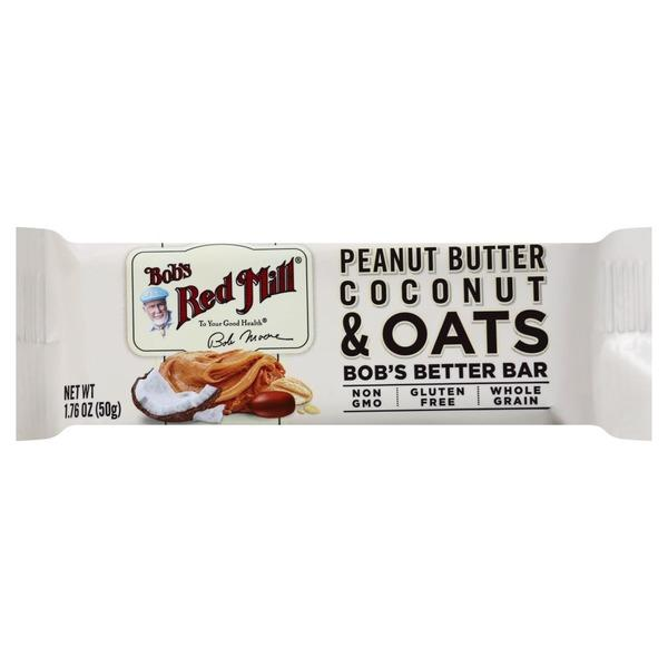 Peanut Butter Coconut & Oat Bar (50g)