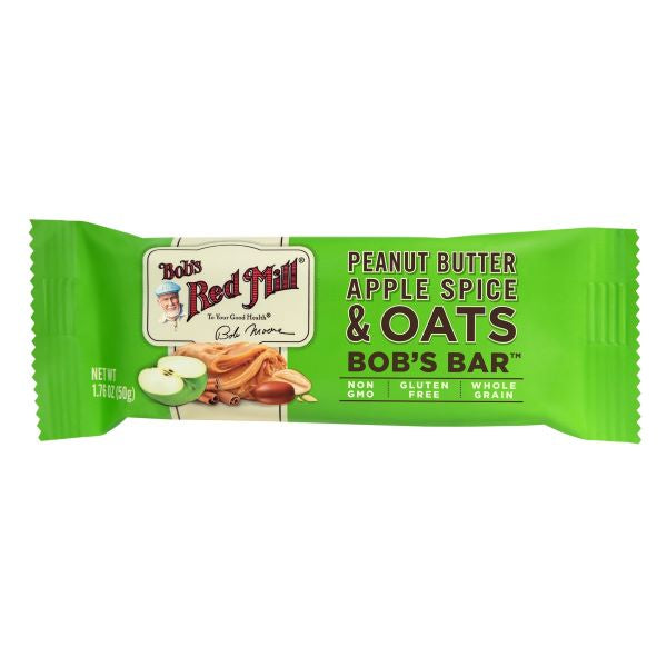 Peanut Butter Apple Spice & Oat Bar (50g)