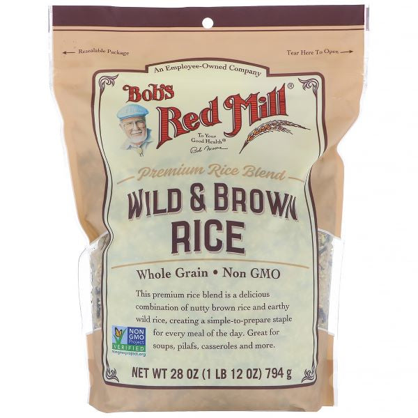 Wild & Brown Rice (765g)