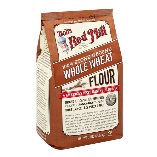 Whole Wheat Flour (2270g)