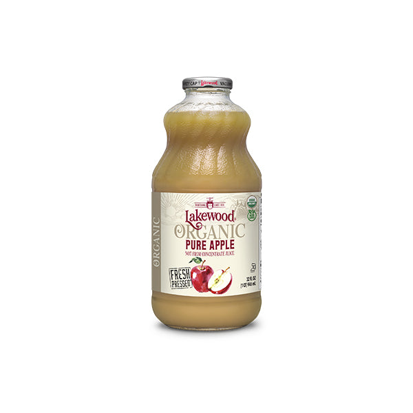 Organic Unfiltered Pure Apple Juice (946ml)