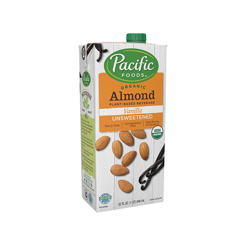 Almond Vanilla Unsweetened (946ml)