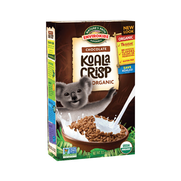 Organic Koala Crisp Chocolate Rice (325g)