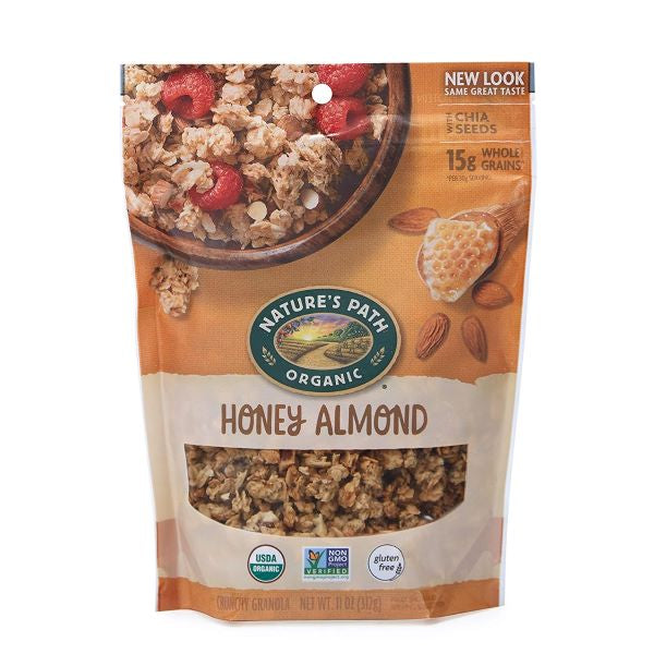 Gluten Free Honey Almond Granola (170g)