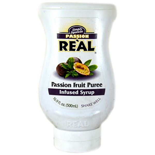 Real Passion Syrup  ( 500ml )