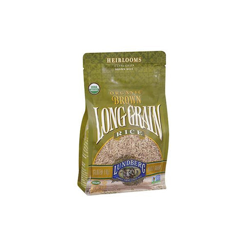 Organic Long Grain Brown Rice