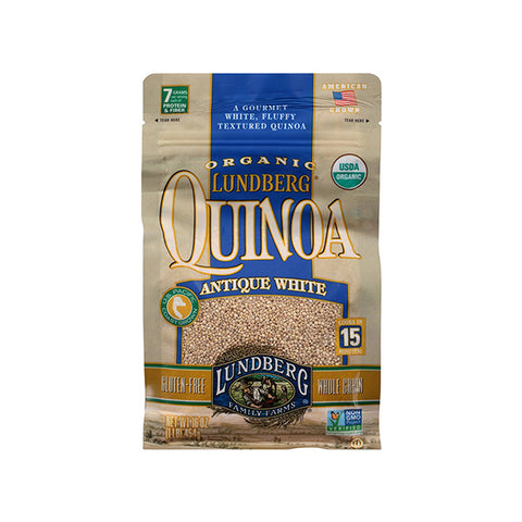 Antique White Quinoa (454g)