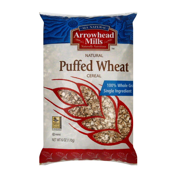 Puffed Wheat Cereal (170g)