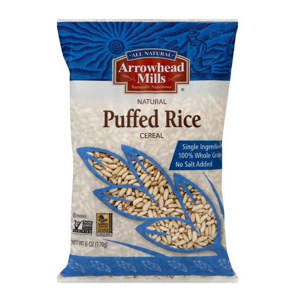 Puffed Rice Cereal (170g)