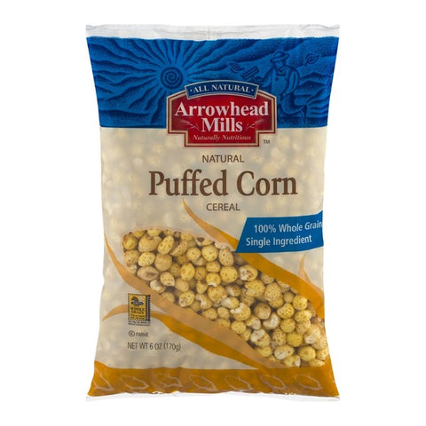 Puffed Corn Cereal (170g)