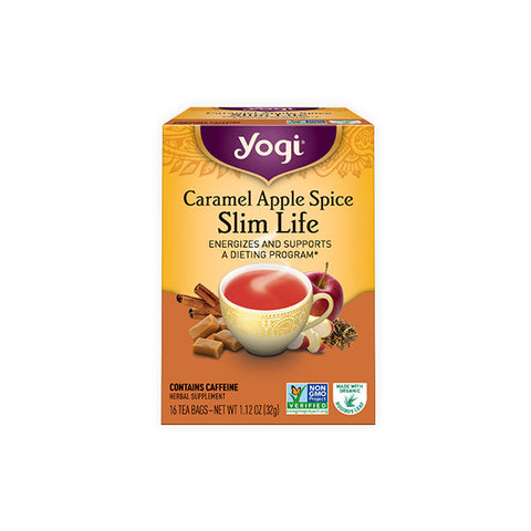 Caramel Apple Spice Slim Life Tea (32g)
