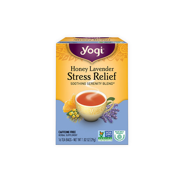 Organic Stress Relief Tea (29g)