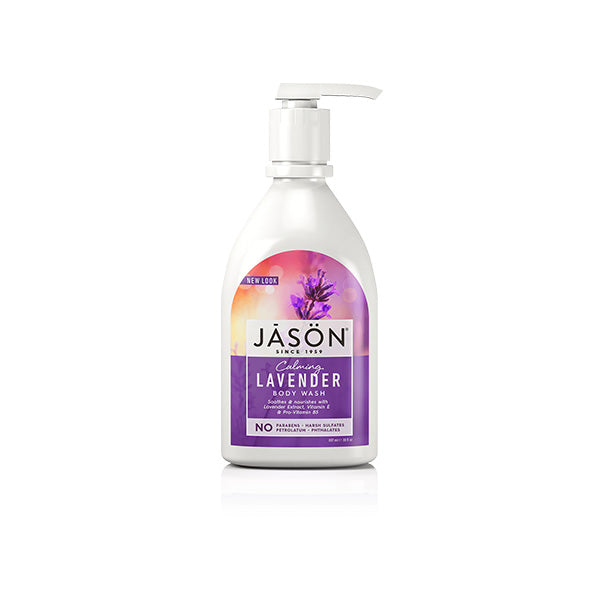 Lavendar Body Wash (887ml)