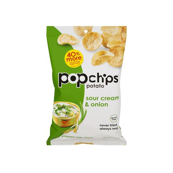 Pop Chips Sour Cream & Onion (142g)
