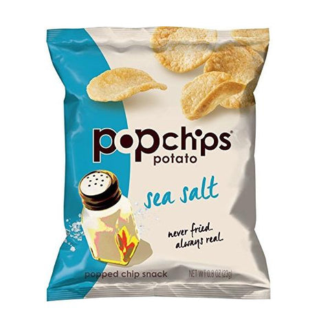 Pop Chips Sea Salt (23g)