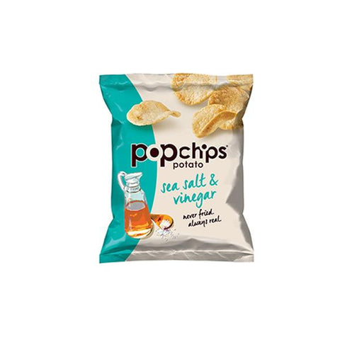 Pop Chips Sea Salt & Vinegar (23g)