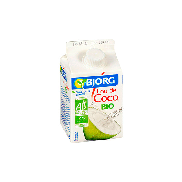 Organic Coconut Water 500ml