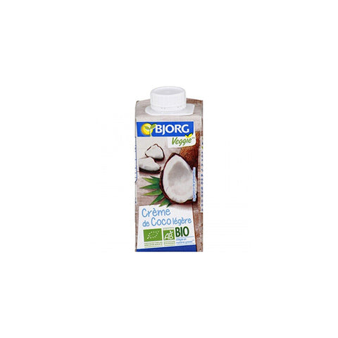 Organic Coconut 57.6% Cream  (200ml)
