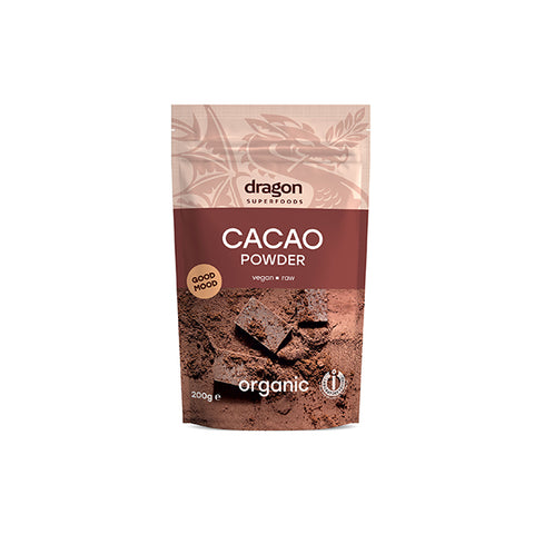 Organic Cacao Powder (200g)