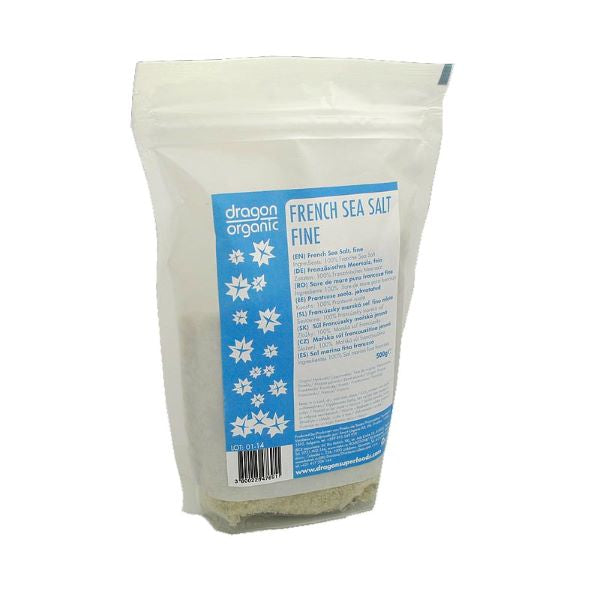 Fine French Sea Salt  ( 500g )
